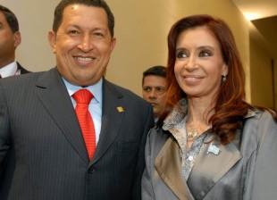 Cristina y Chavez
