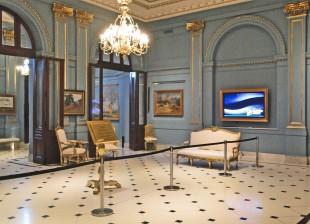 Salón Azul de la Casa Rosada