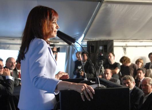 Cristina Kirchner fin de las AFJP