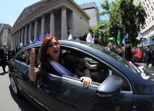 Asunción de la Presidencia 2011