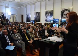 Cristina Kirchner plan Argentina Innovadora 2020