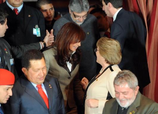 CFK UNASUR
