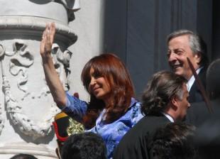 Cristina en el Congreso 2010
