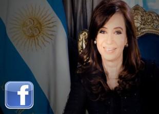 Cristina en facebook
