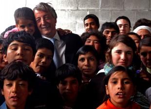 Nestor Kirchner en Santa Cruz