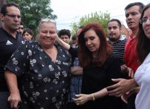 CFK en La Plata