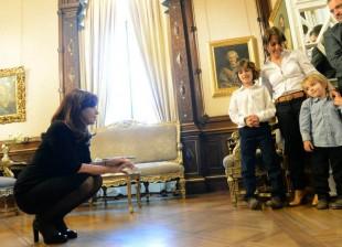 Cristina Mara y Agustin