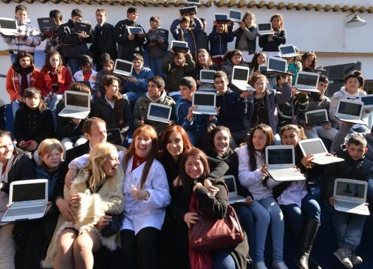 Cristina Conectar Igualdad