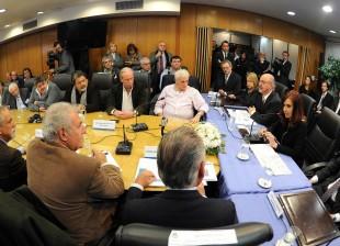 Reunión del Consejo del Salario Mínimo Vital y Móvil.