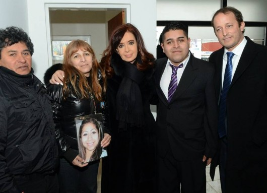 Inauguración de hogar para víctimas de violencia de género