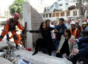 Cristina en Rosario. Como siempre, la Patria es el Otro.