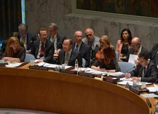 Apertura del debate en el Consejo de Seguruidad de la ONU