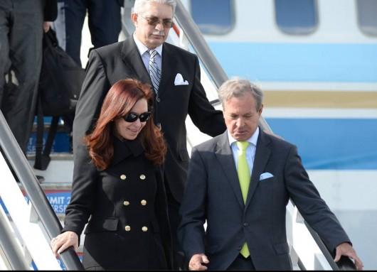 Cristina en el G-20