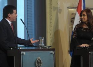 Visita del Presidente de Paraguay, Horacio Cartes