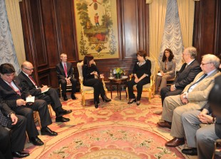 Reunión con la Presidenta de Brasil en Nueva York