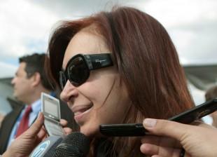 Declaraciones de CFK, a su llegada a Rusia para participar en el G20
