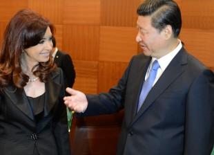 Cumbre del G20 en Rusia: Audiencia con el Presidente de China