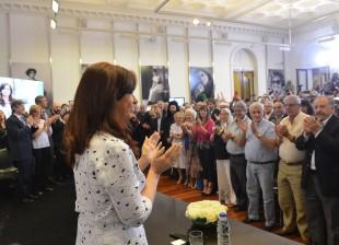 Cristina presentó el Plan PROGRESAR
