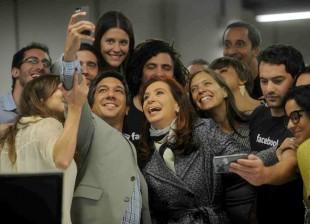 Inauguración de las nuevas oficinas de Facebook en Argentina