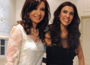 Cristina Kirchner Claudia Ledesma Zamora
