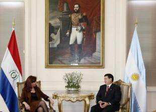 Visita oficial a Paraguay