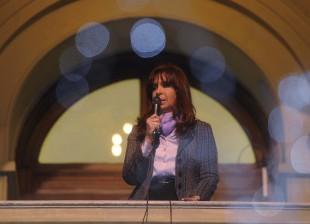 Cristina Kirchner sobre el desacato de Griesa