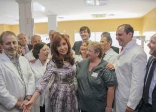 Nuevo Hospital Municipal y un Microestadio en Morón.