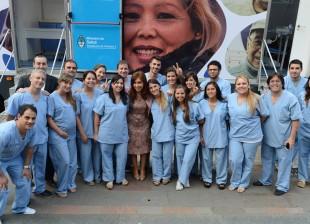 Programa odontológico Argentina Sonríe.