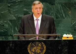 Néstor Kirchner ONU 2003