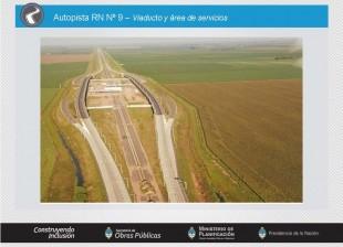 Autopista Ruta Nacional 9 Rosario-Córdoba