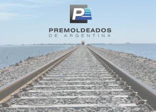 Premoldeados para Trenes