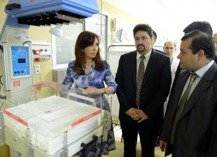 Cristina Kirchner en Misiones.