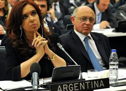Cristina Kirchner Héctor Timerman
