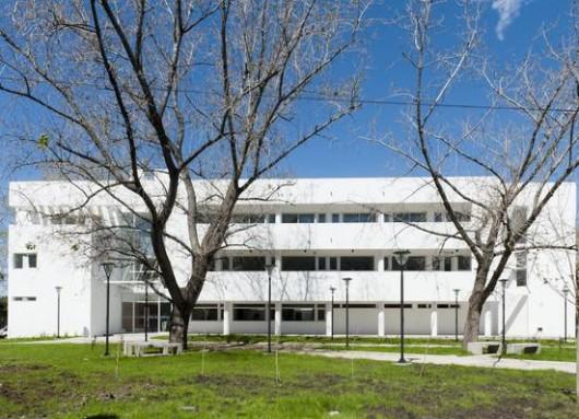 Centro de Investigaciones Geológicas (CIG) en la Universidad Nacional de La Plata
