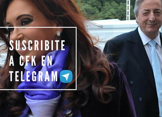 Querés leer a CFK directamente en tu celu_