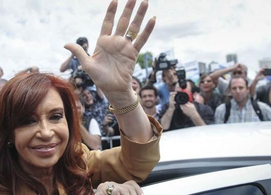 Cristina Kirchner 2017