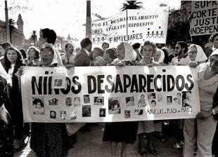 argentina niños desaparecidos