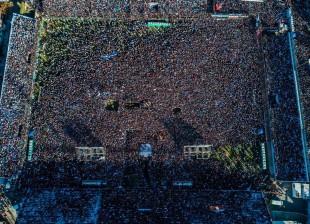 Unidad Ciudadana, CFK en Arsenal
