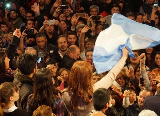 CFK en Arsenal
