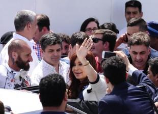 CFK en Comodoro Py